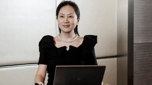 La Justicia prolonga un día más el arresto de la directora financiera de Huawei