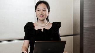 Meng Wanzhou, directiva de Huawei.