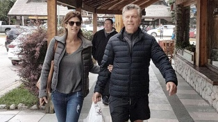Macri regresa el domingo de Chapelco para ver el River-Boca