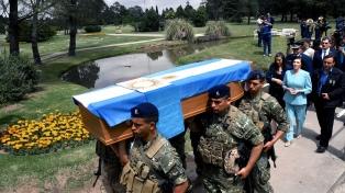Una promesa cumplida: ya descansan en Córdoba los restos de un caído en Malvinas