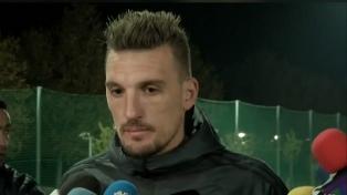 """Armani: """"Después del domingo habrá campeón y no se hablará más"""""""