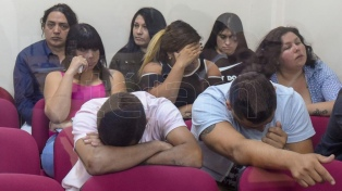 """Condenan a """"Guille"""" Cantero a 15 años de prisión y a su lugarteniente Chamorro a 17 años"""