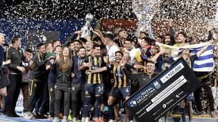 Rosario Central campeón de la Copa Argentina
