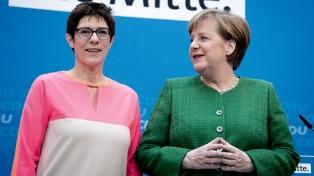 Del pragmatismo de Merkel a una católica incondicional como Kramp-Karrenbauer