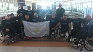 Argentina se consagró campeón sudamericano de básquet adaptado e irá al Parapanamericano