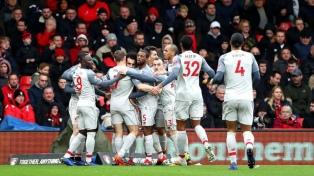 Liverpool sufrió a la defensa del Bayern Munich e igualaron sin goles