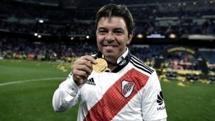 """Gallardo: """"Nunca rechacé la Selección porque nunca me la ofrecieron"""""""