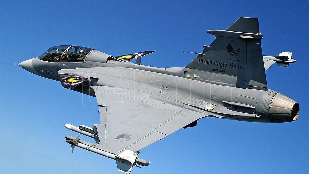 El F-35, un avión de combate desarrollado por Lockheed Martin, la principal empresa armamentística del mundo.