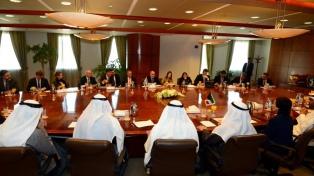 """Faurie mantuvo reuniones en Kuwait con el objetivo de """"incrementar el comercio recíproco"""""""