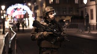 Dos muertos y once heridos por tiroteo en el centro de Estrasburgo