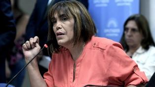 Macri y Stanley felicitaron a Tuñez, distinguida por la ONU por su labor a favor de las mujeres