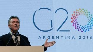 Macri figura entre los cinco líderes del G20 con mejor imagen tras la cumbre