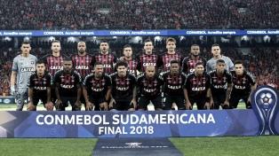 Atlético Paranaense es el nuevo campeón de la Copa Sudamericana