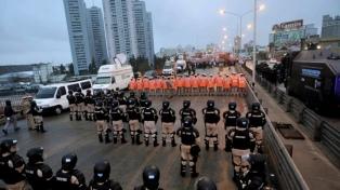Cortes por movilizaciones y eventos en el centro porteño