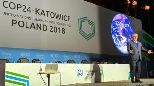 """Al Gore prevé un """"gran cambio"""" en la política climática de Estados Unidos"""