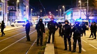 La Policía francesa mató al presunto atacante del mercado navideño de Estrasburgo