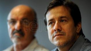 Carlos Tomada y Mariano Recalde intercambian roles en la Legislatura porteña