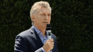 Macri recibe a representantes de la Agencia Nacional de Discapacidad