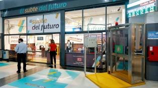 """Metrovias y Deutsche Bahn lanzaron el """"Centro Vivencial Lacroze"""""""