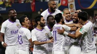 Al Ain goleó al Esperance y será el rival de River en semifinales