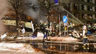 Al menos 42 heridos por una explosión en un restaurante de Sapporo
