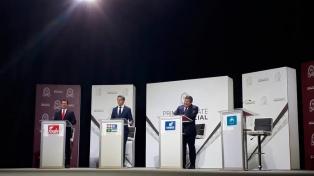 Pensiones, seguridad y educación, ejes del debate presidencial