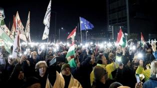 La TV pública, nuevo blanco de las protestas contra el gobierno
