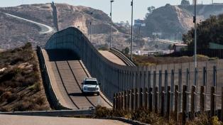Un migrante se suicidó en la frontera con EE.UU.