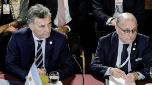 """Macri asumió la presidencia del Mercosur y pidió """"la restitución de la democracia en Venezuela"""""""