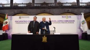 México y EEUU acuerdan un plan de inversión en la región para frenar la migración