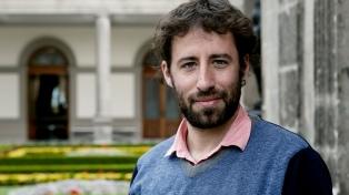 """Federico Bianchini: """"Todos somos personajes secundarios de las historias de otros"""""""
