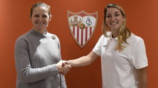 Aldana Cometti jugará en el Sevilla