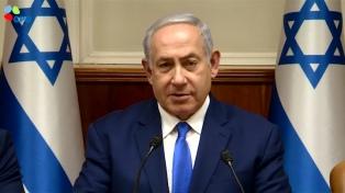 """Netanyahu: """"Israel no es un Estado de todos sus ciudadanos"""""""