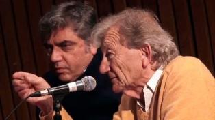 A los 87 años murió el referente de los estudios de comunicación Héctor Schmucler