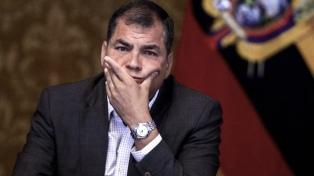 Iniciaron el segundo juicio en ausencia a Correa, esta vez por corrupción