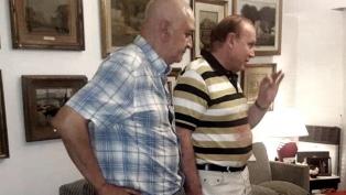 Entradera, tiroteo y un sereno baleado en la casa del ex intendente Raúl Othacehé