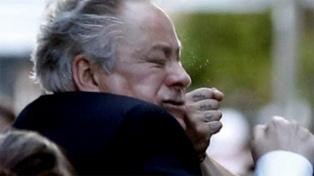 El presidente del Tribunal Constitucional fue agredido por manifestantes