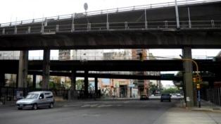 Promulgan la ley que habilita la concesión de los terrenos bajo la autopista 25 de Mayo