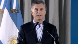 """Macri dijo sobre la muerte de Nisman: """"Necesitamos saber qué pasó"""""""