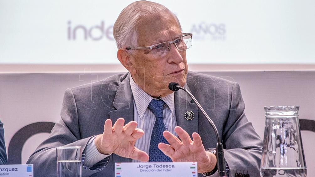 Falleció el economista Jorge Todesca
