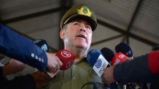 Piñera le exige la renuncia al jefe de los carabineros tras la muerte de un comunero mapuche por represión