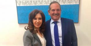 Cristina Kirchner se reunió con Alperovich y se metió en la interna del PJ en Tucumán