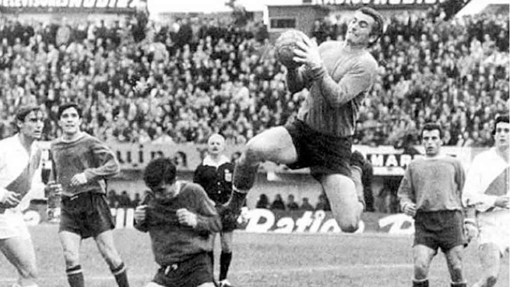 Amadeo Carrizo, River Plate