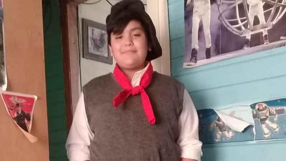 Maycol, el niño que le escribió a Papa Noel para pedirle una prótesis para su mamá