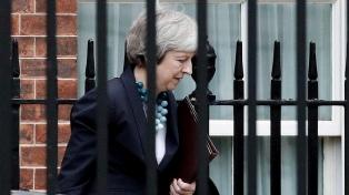 May viaja a Berlín y París para reunirse con Merkel y Macron por el Brexit