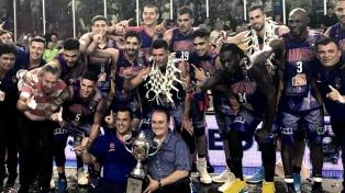 Quimsa, campeón del Súper 20 al vencer como local a San Lorenzo
