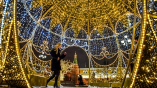 La celebración de la Navidad en distintas ciudades del mundo