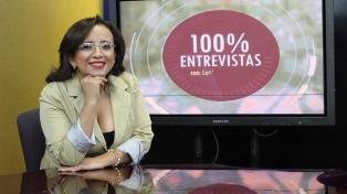 Protesta costarricense por el caso de una periodista encarcelada en Managua