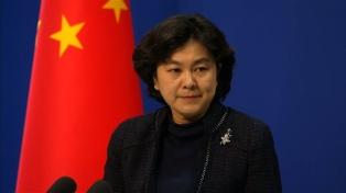 China reclama la liberación de ejecutiva de Huawei