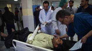 Mueren 28 personas en ataque a una sede gubernamental